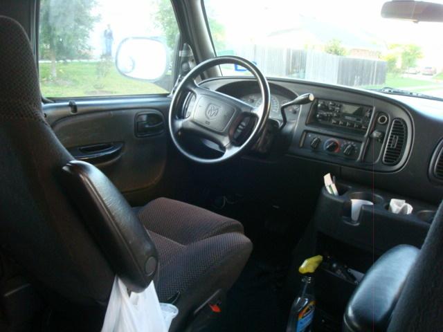 2000 Dodge Ram Van Pictures Cargurus
