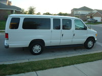 Picture of 2001 Ford Econoline Wagon 3 Dr E-350 Super Duty XL Passenger Van Extended, exterior, gallery_worthy
