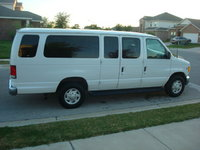 Picture of 2001 Ford Econoline Wagon 3 Dr E-350 Super Duty XL Passenger Van Extended, exterior