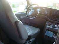 Picture of 2001 Ford Econoline Wagon 3 Dr E-350 Super Duty XL Passenger Van Extended, interior, gallery_worthy