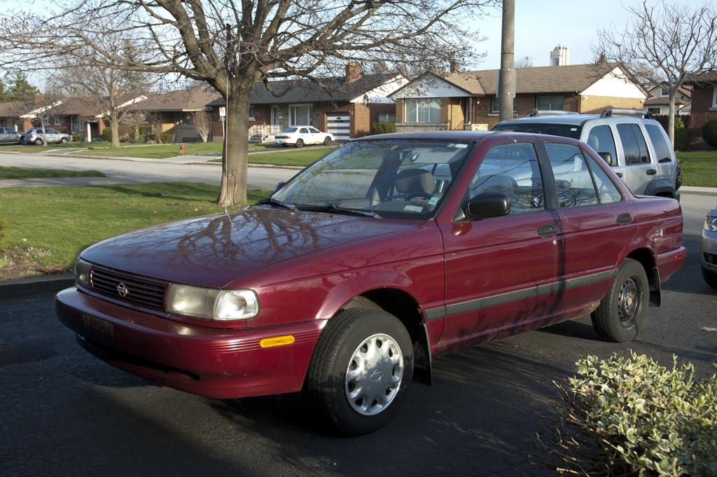 1994 Nissan Sentra Pictures Cargurus