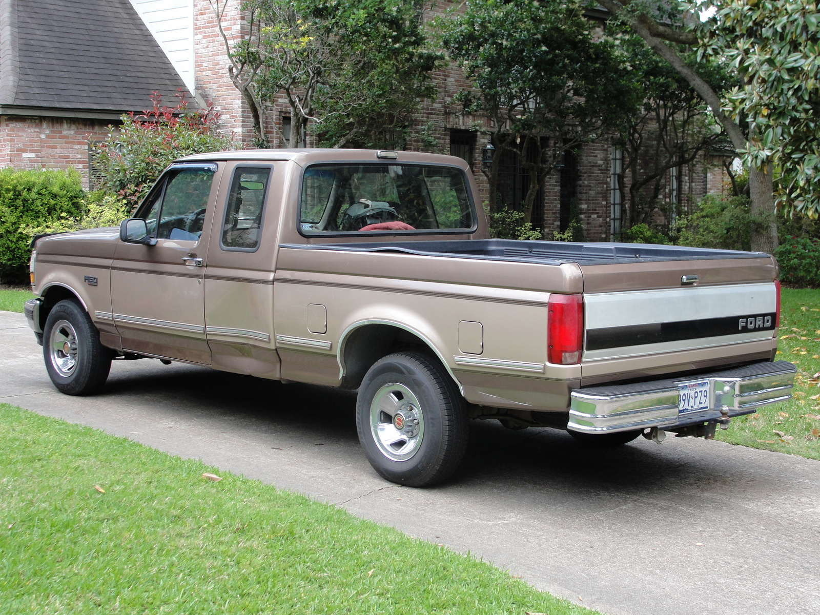 1993 ford f150 flareside ext cab xlt autos post. Black Bedroom Furniture Sets. Home Design Ideas