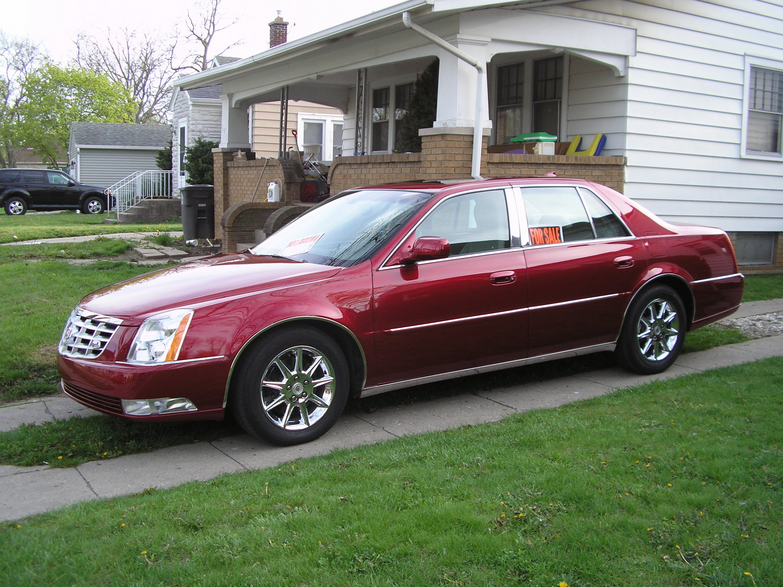 Cadillac Dts Luxury Pic