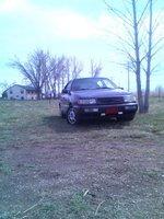 1995 Volkswagen Passat 4 Dr GLX V6 Sedan picture, exterior