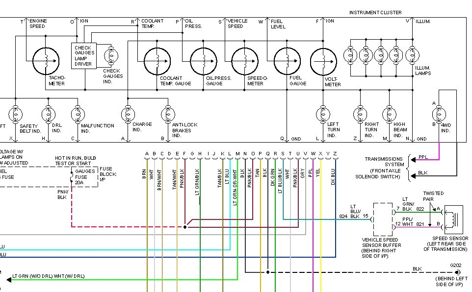 Chevrolet Ck 1500 Questions Could It Be The Ignition Cargurusrhcargurus: 1994 Gmc Sierra Ke Light Switch Wiring Diagram At Gmaili.net