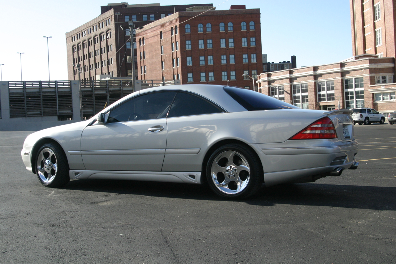 2000 mercedes benz cl class pictures cargurus for Mercedes benz cl coupe
