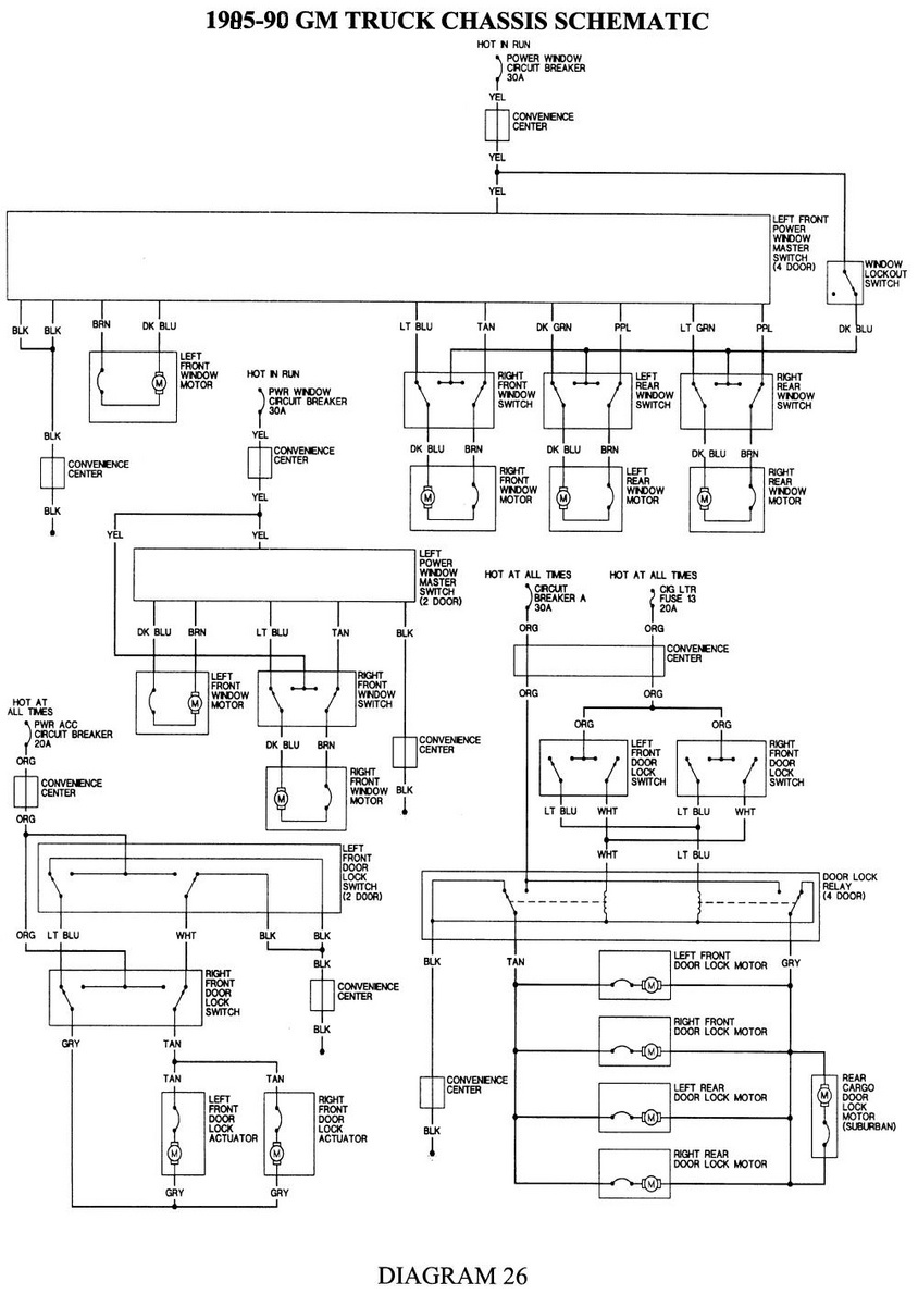 k1500 wiring harness 1990 c1500 wiring diagram | wiring library 1990 k1500 wiring harness