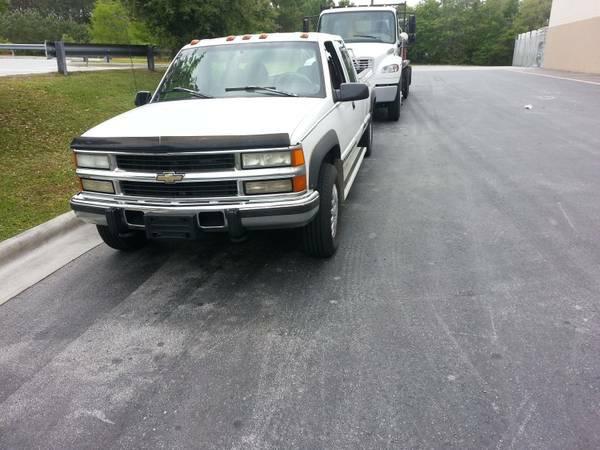 1996 Chevrolet C/K 3500 Crew Cab 4WD picture