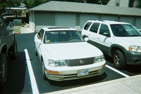 1996 Lexus LS 400 Base picture, exterior
