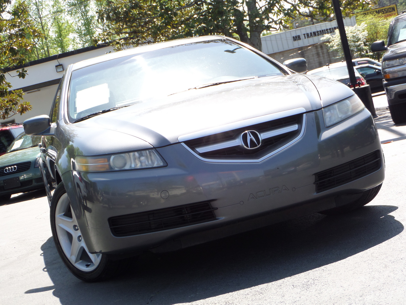 Picture of 2004 Acura TL 5-Spd AT