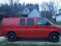 2002 Chevrolet Express Cargo Overview