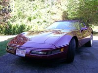 Picture of 1993 Chevrolet Corvette Convertible, exterior