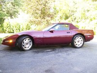 Picture of 1993 Chevrolet Corvette Convertible, exterior, gallery_worthy