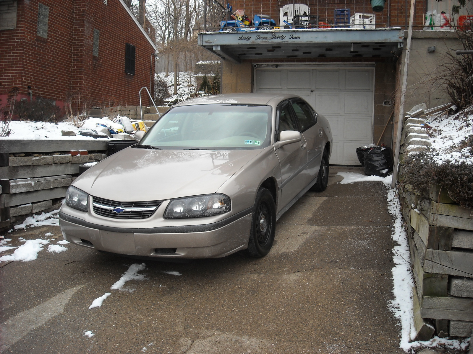 2002 Chevrolet Impala Base picture