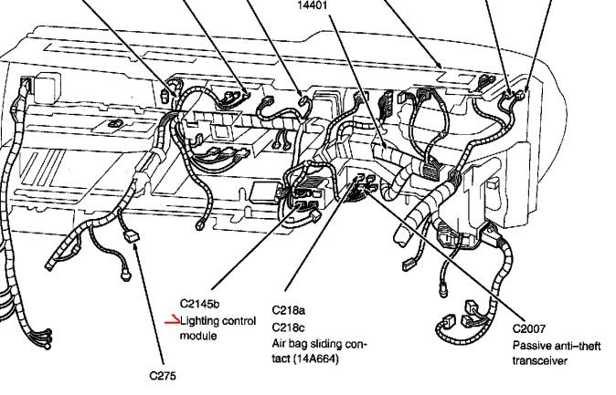 Discussion C2760 ds545942 on 94 buick lesabre fuse diagram