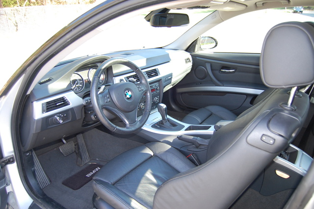 Picture of 2009 BMW 3 Series 335i xDrive Coupe AWD, interior, gallery_worthy