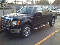 Picture of 2009 Ford F-150 Lariat SuperCrew LB 4WD, exterior, gallery_worthy