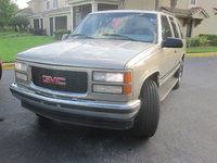 Picture of 1998 GMC Yukon SLT 4WD, exterior, gallery_worthy
