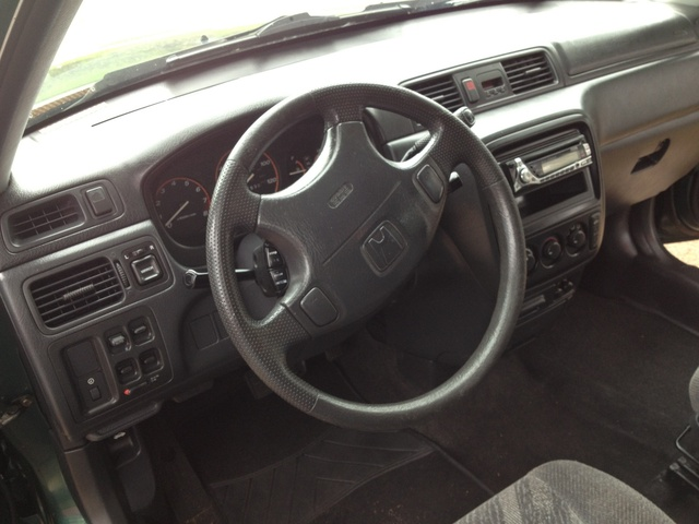 Picture of 2000 Honda CR-V, interior