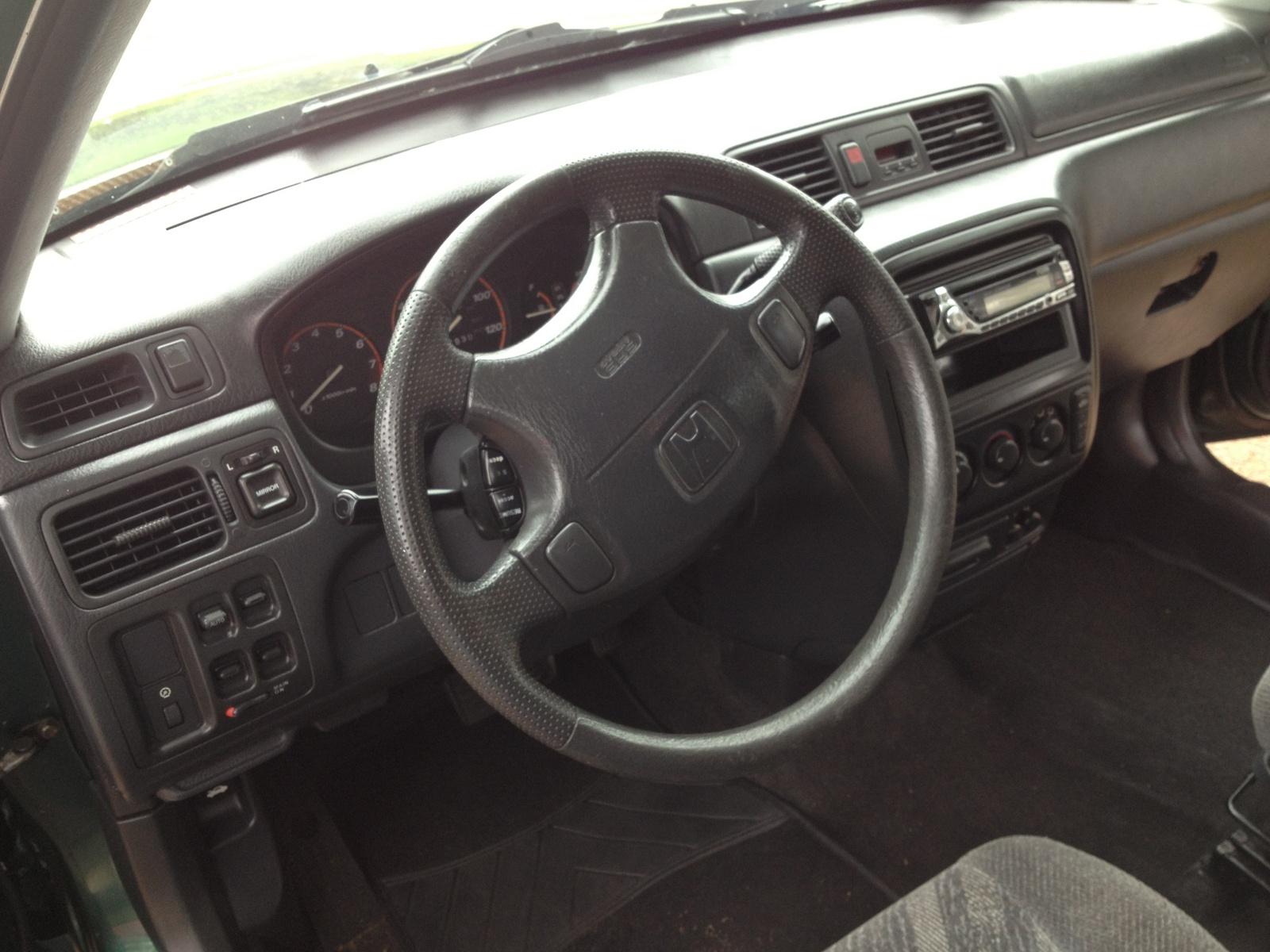 2000 Honda CR-V picture, interior