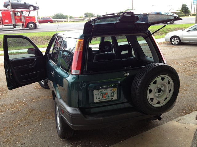Picture of 2000 Honda CR-V, exterior