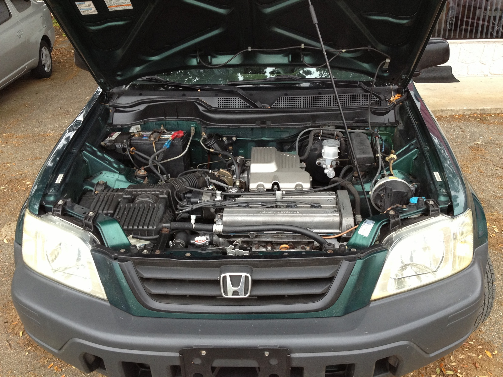 Picture of 2000 Honda CR-V LX AWD, engine, exterior