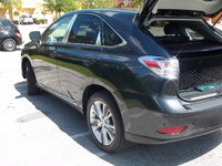 Picture of 2011 Lexus RX Hybrid 450h FWD, exterior, gallery_worthy