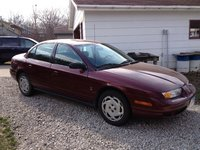 Picture of 2001 Saturn S-Series 4 Dr SL Sedan, exterior