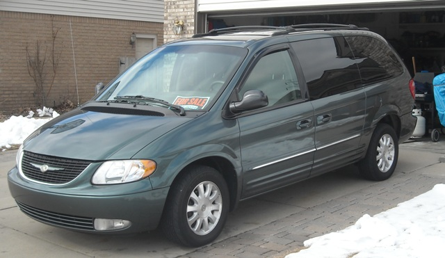 picture of 2003 chrysler town country lxi awd exterior. Cars Review. Best American Auto & Cars Review