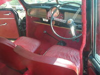 Picture of 1956 Morris Minor, interior