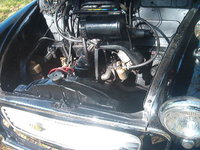 Picture of 1956 Morris Minor, engine