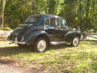 Picture of 1956 Morris Minor, exterior