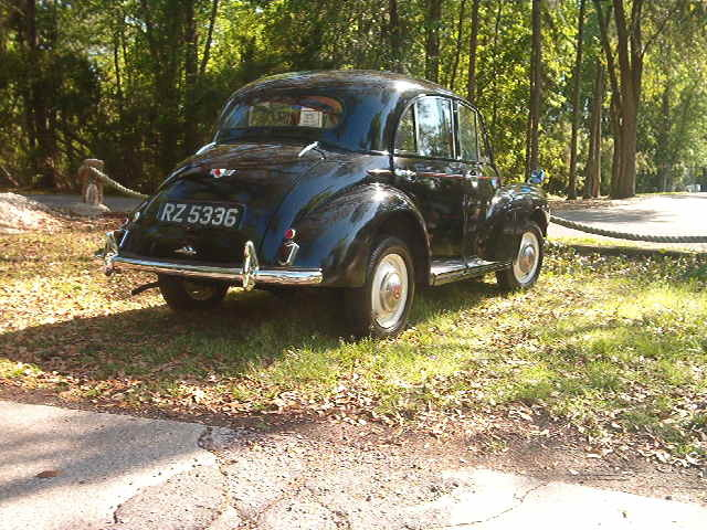 Picture of 1956 Morris Minor