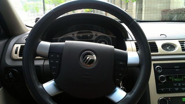 Picture of 2009 Mercury Sable Premier, interior
