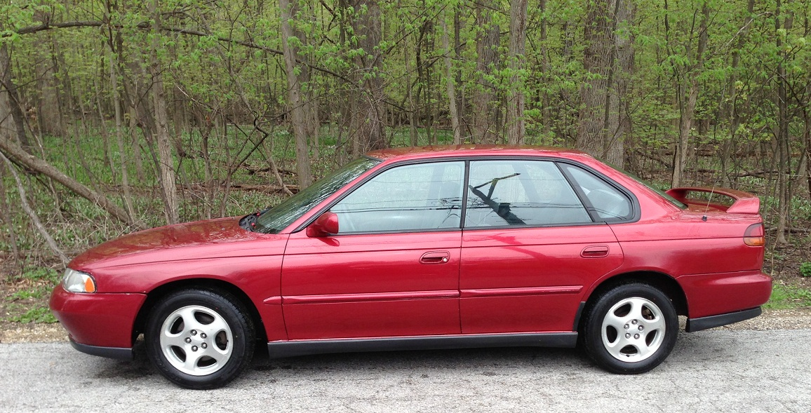 Find used 1996 Subaru Legacy GT Wagon 4-Door 2.5L in ...   1996 Subaru Legacy