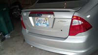 Picture of 2010 Ford Fusion Sport V6, exterior, gallery_worthy