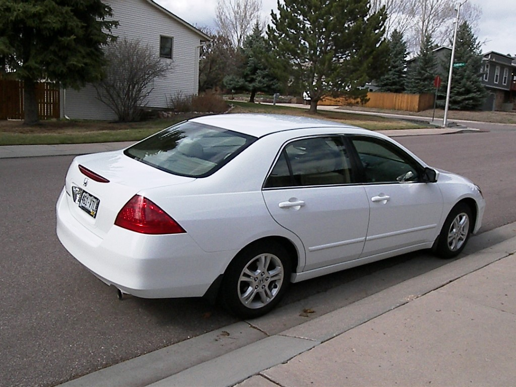 2007 Honda Accord Lx Related Infomationspecifications Weili Ducati 999 Fuse Box Location Picture Of Exterior