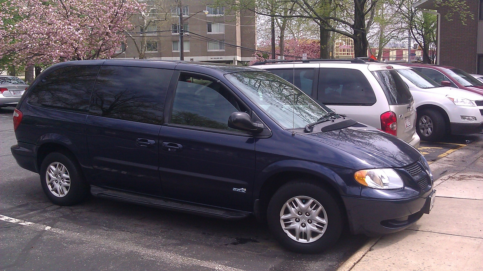 picture of 2003 dodge grand caravan 4 dr sport passenger. Black Bedroom Furniture Sets. Home Design Ideas