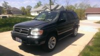 Picture of 2002 Nissan Pathfinder LE 4WD, exterior