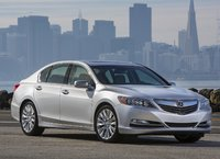 2014 Acura RLX Picture Gallery