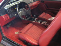 1989 Ford Mustang GT picture, interior