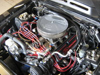 1989 Ford Mustang GT picture, engine