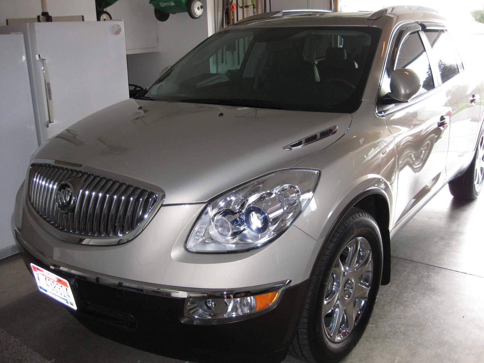 Buick Enclave Cx Cxl V6 Awd Reviews Specs Pictures Prices | Auto ...