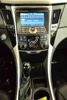 Picture of 2011 Hyundai Sonata Limited, interior