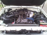 Picture of 1996 Toyota Land Cruiser 4WD, engine, gallery_worthy