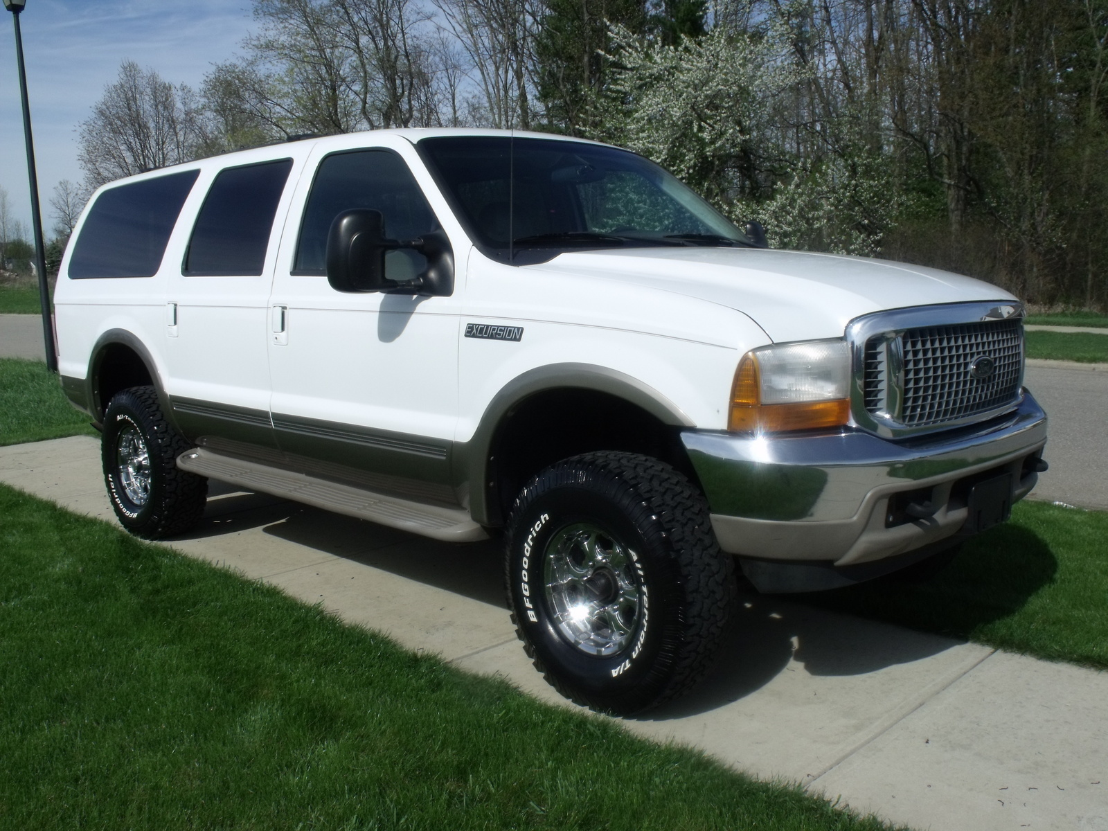 2000 Ford Excursion Overview Cargurus