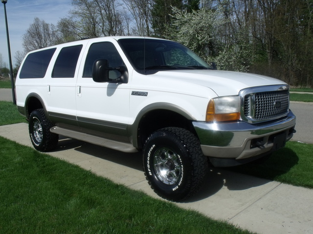 2000 ford excursion overview cargurus. Black Bedroom Furniture Sets. Home Design Ideas