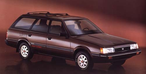Picture of 1987 Subaru GL