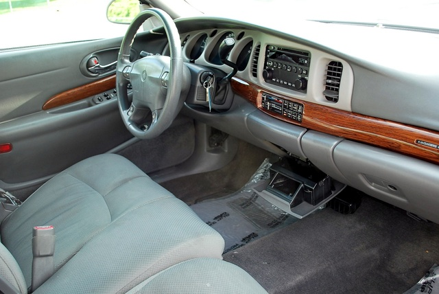 2004 Buick Lesabre Interior Pictures Cargurus