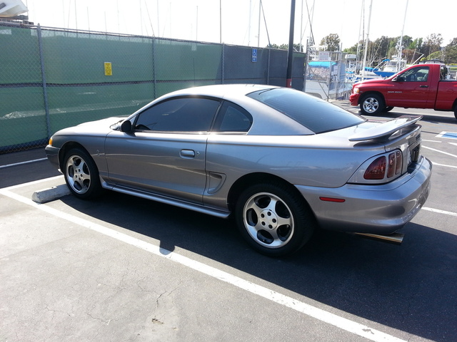 Picture of 1997 Ford Mustang SVT Cobra